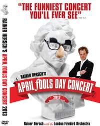 Rainer Hersch's April Fools Day Concert