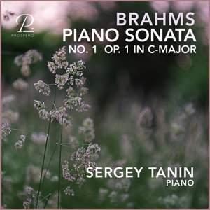 Brahms: Piano Sonata No. 1 in C Major, Op. 1