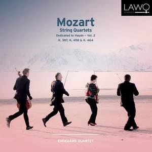 Mozart: String Quartets - Dedicated To Haydn, Vol. 2