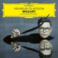 Mozart & Contemporaries - Deluxe Clear Vinyl Edition