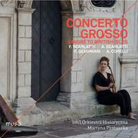 Concerto grosso - Émigré to the British Isles
