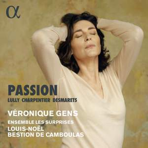 Lully, Charpentier & Desmarets: Passion Product Image