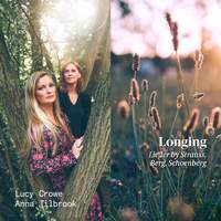 Longing. Lieder by Strauss, Berg, Schoenberg