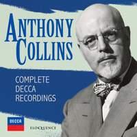 Anthony Collins: Complete Decca Recordings