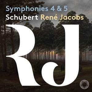 Schubert: Symphonies Nos. 4 & 5 Product Image