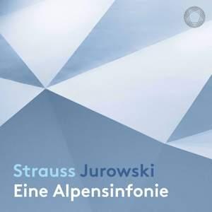 Strauss: Eine Alpensinfonie (Alpine Symphony) Product Image