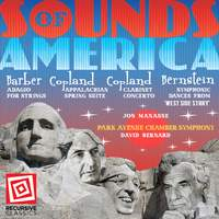 Sounds of America: Barber, Copland and Bernstein