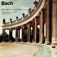 Bach: Die vier Orchestersuiten