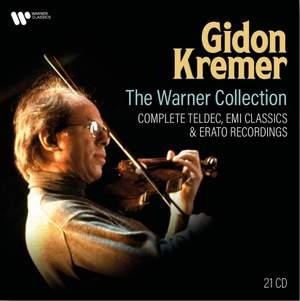 Gidon Kremer: The Warner Collection