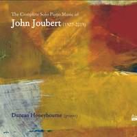 John Joubert - The Complete Solo Piano Music