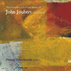 John Joubert - The Complete Solo Piano Music Product Image