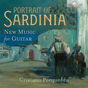 Portrait of Sardinia, New Music For Guitar