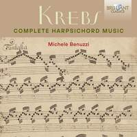 Krebs: Complete Harpsichord Music