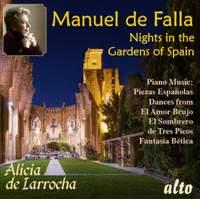 Falla: Nights in the Gardens of Spain & Falla Piano Favourites