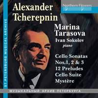 Tcherepnin: Cello Music