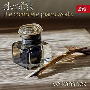 Dvořák: The Complete Piano Works Product Image