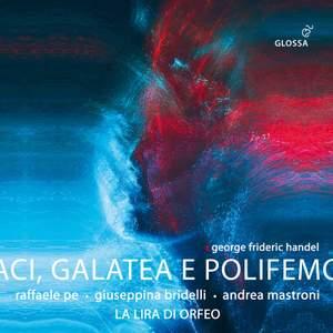 Handel: Aci Galatea E Polifemo Product Image