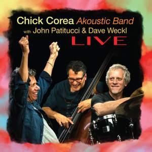 Chick Corea Akoustic Band - Live