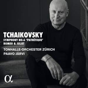Tchaikovsky: Symphony No. 6 'Pathétique' & Romeo and Juliet Product Image