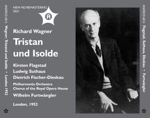 Wagner: Tristan und Isolde, WWV 90 (Remastered 2021) Product Image