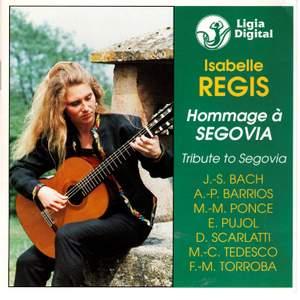 Hommage à Segovia