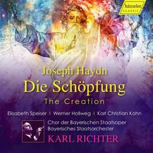Haydn: Die Schöpfung, Hob. XXI:2 (Live)