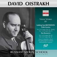 Beethoven: Violin Works (Live)