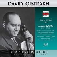 Dvořák: Violin Concerto in A Minor, Op. 53, B. 108 & Piano Trio No. 4 in E Minor, Op. 90, B. 166 'Dumky'