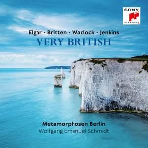 Elgar-Britten-Warlock-Jenkins: Very British