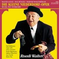 Burkhard: Die kleine Niederdorfoper (Live)