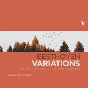 Beethoven: Piano Variations, Vol. 4