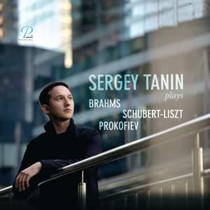 Piano Recital: Brahms, Liszt-Schubert, Prokofiev