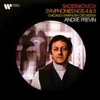 Shostakovich: Symphonies Nos. 4 & 5