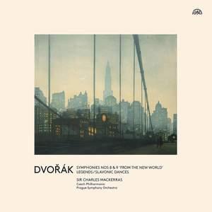 Dvořák Symphonies Nos 8 & 9, Legends, Slavonic Dances - Vinyl Edition