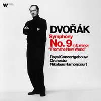 Dvorák: Symphony No. 9 in E minor, Op. 95 'From the New World' - Vinyl Edition