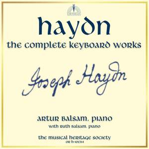 Haydn: The Complete Keyboard Works