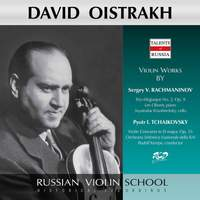Rachmaninoff: Trio élégiaque No. 2 in D Minor, Op. 9 - Tchaikovsky: Violin Concerto in D Major, Op. 35, TH 59 (Live)