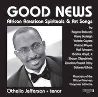 Good News: African American Spirituals & Art Songs (Live)