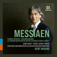 Messiaen: La Transfiguration de Notre Seigneur Jesus-Christ; Poemes pour Mi; Chronochromie