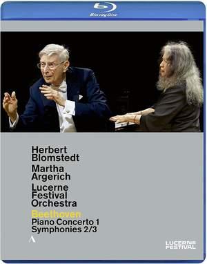 Beethoven: Piano Concerto No. 1 & Symphonies Nos. 2 & 3