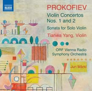 Prokofiev: Violin Concertos Nos. 1 and 2 & Sonata for Solo Violin