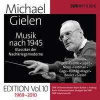 Michael Gielen Edition Vol. 10: Music after 1945