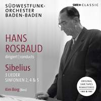 Rosbaud conducts Sibelius