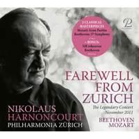 Nikolaus Harnoncourt - Farewell to Zurich