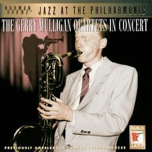 Gerry Mulligan Quartets In Concert