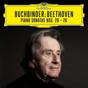 Beethoven: Piano Sonatas Nos. 20 – 26 Product Image