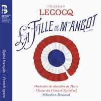 Charles Lecocq: La fille de Madame Angot