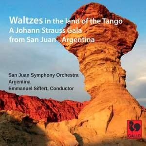 Johann Strauss II: Kaiserwalzer, Op. 437 - Rosen aus dem Süden Op. 388 - An der schönen blauen Donau, Op. 314