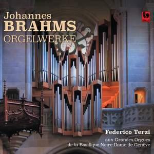 Brahms: 11 Chorale Preludes, Op. 122