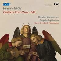 Heinrich Schütz: Geistliche Chor-Music 1648
